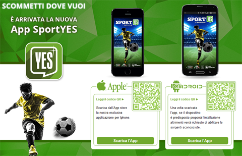 sportyes mobile