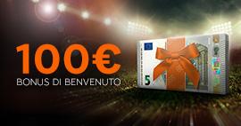 888 sport mega bonus da 100 euro!