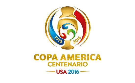 Logo Copa America Centenario 2016