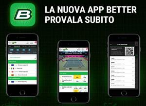 App Scommesse Better Lottomatica