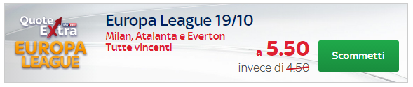 skybet quota extra europa league