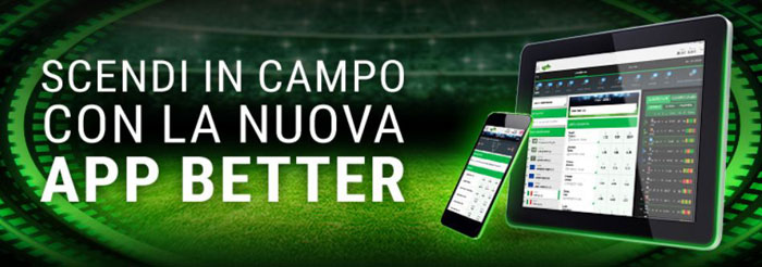 better app scommesse iphone android