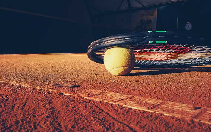Dove vedere partite di tennis in streaming gratis