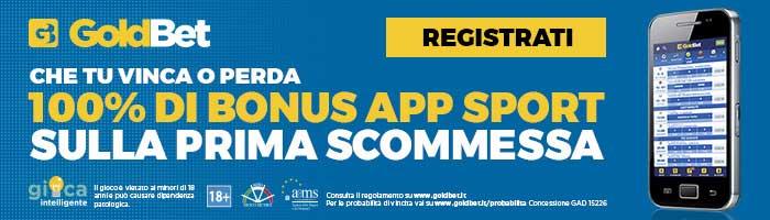 goldbet bonus app mobile