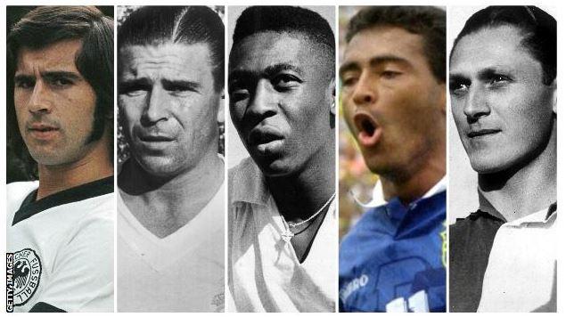 I 10 calciatori che hanno segnato più gol nella storia del calcio