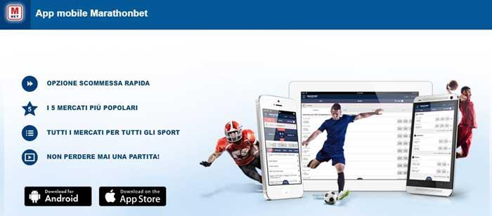 marathonbet mobile app