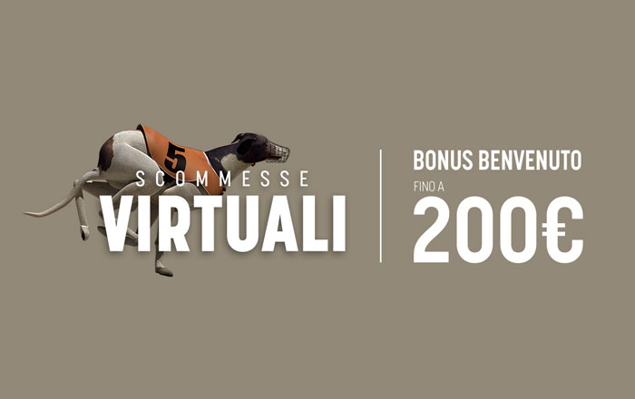 Nuovo bonus 200€ Snai scommesse virtuali