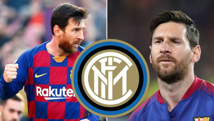 Messi all'inter