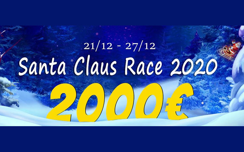 Santa Claus Race 2020 con 782sports: vinci fino a 2000 €