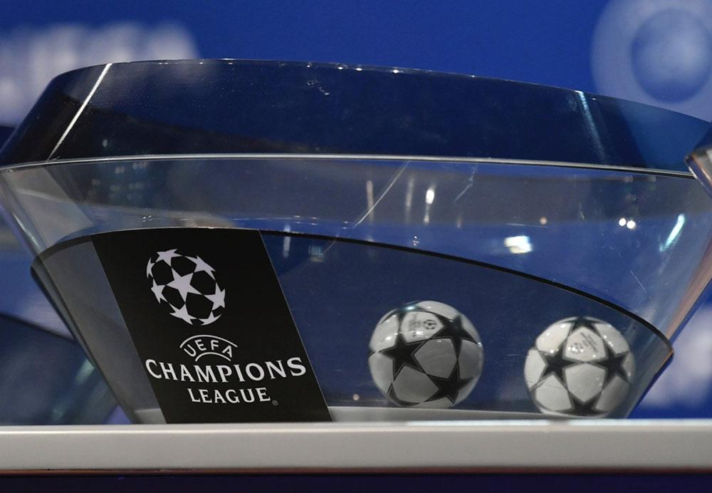 Lunedi 14 dicembre il sorteggio degli ottavi di Champions League