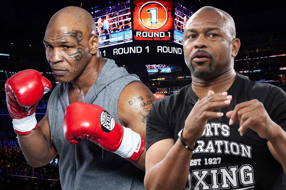 Mike Tyson contro Roy Jones Jr: com'è finita la sfida del secolo
