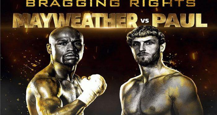 Floyd Mayweather vs Logan Paul, incontro del 6 giugno 2021