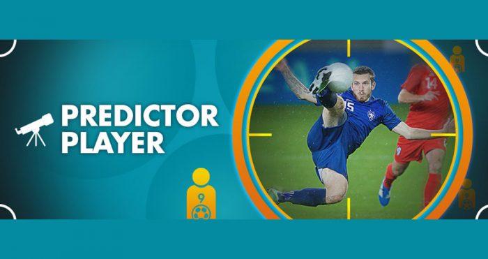 Bonus Predictor Player di Lottomatica su Euro 2020