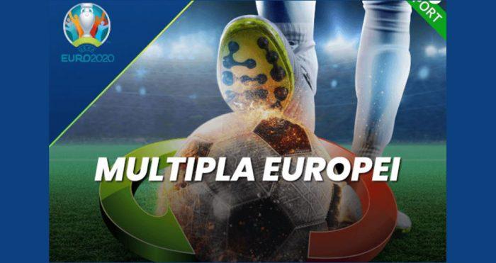 Bonus Multipla Europei con LoginBet