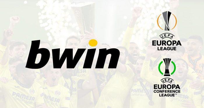 Bwin, arriva l'accordo con l'UEFA: sarà partner di Europa League e Conference League